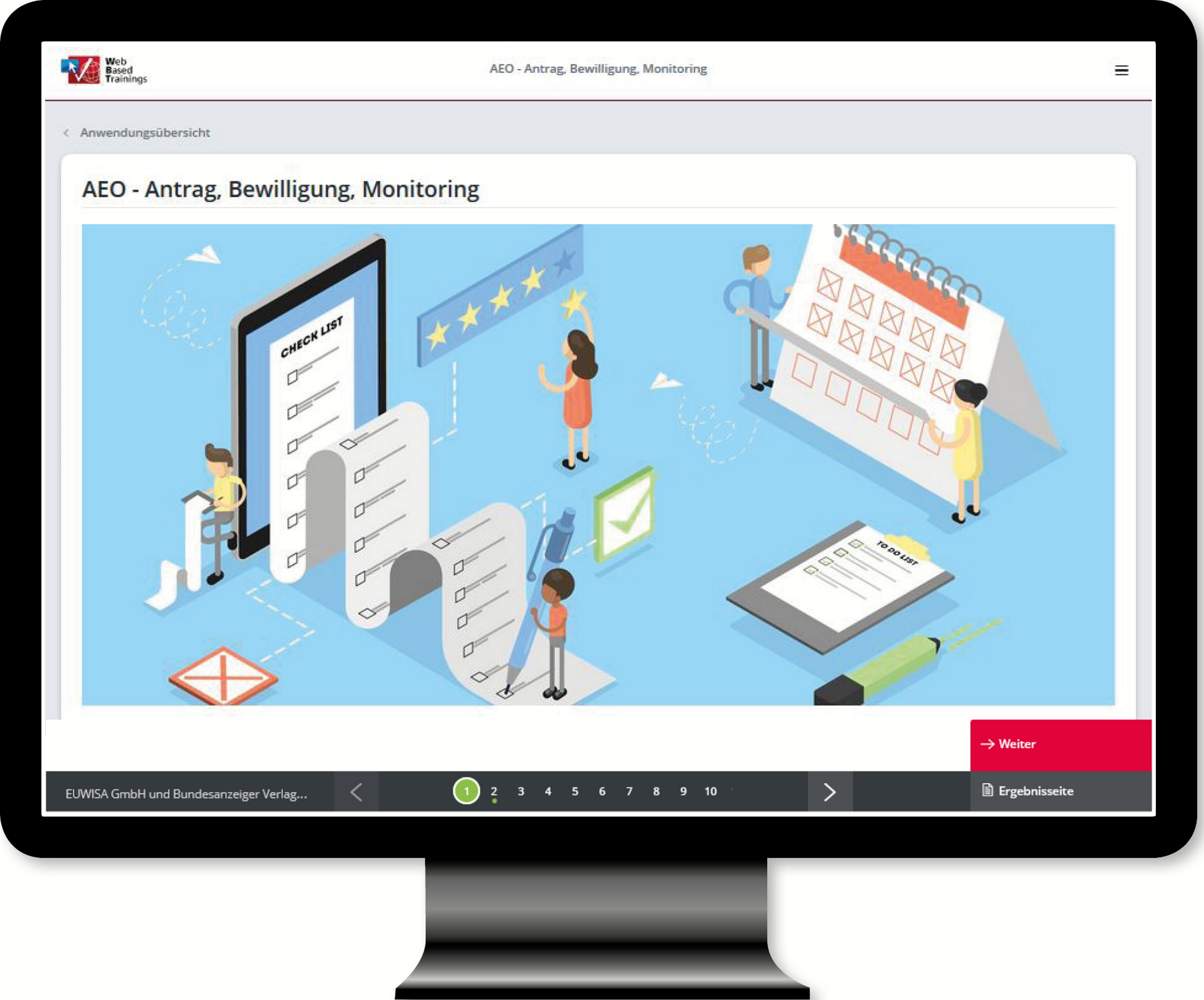 Neu: Web Based Training zum AEO